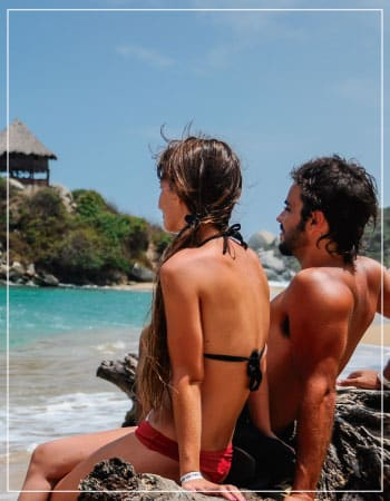 A Honeymoon adventure Colombia
