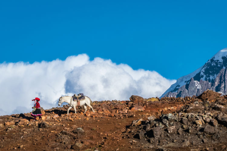 6 National Parks and Trails of the Andes