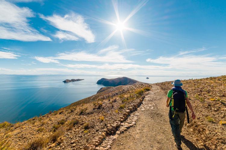 Bolivia Isla del Sol