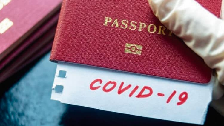 Immunity Passports for travel again to South America