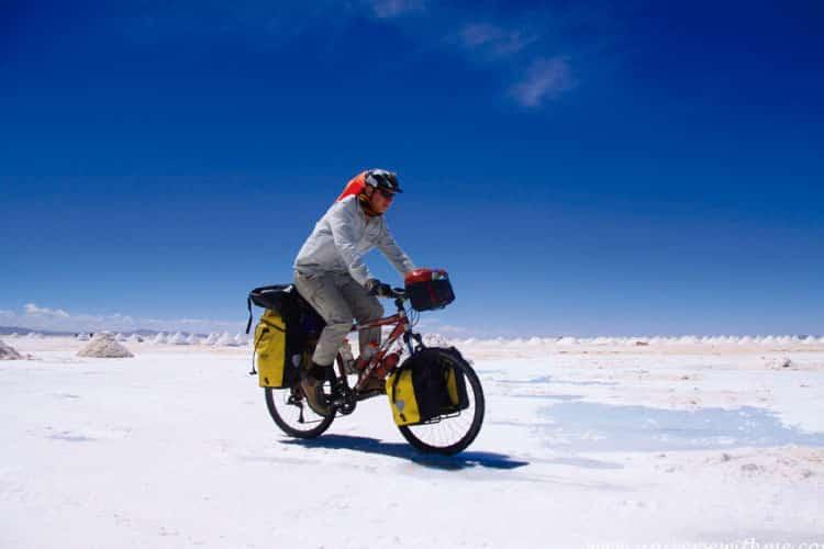 Mountain biking Bolivia
