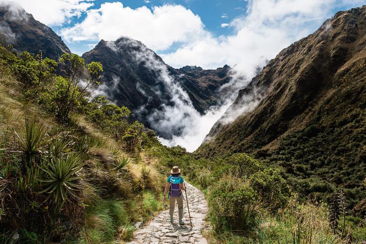 Peru the Inca Trail