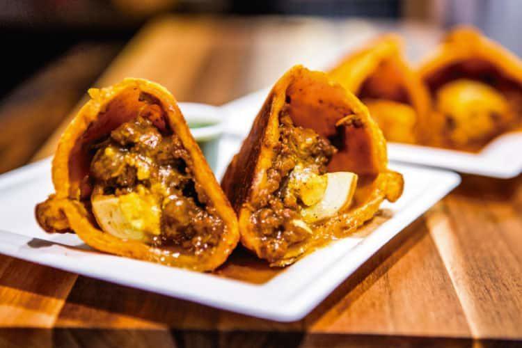 Empanadas with a Bolivian Twist