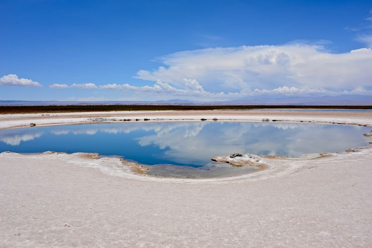 Cejar Atacama Chile