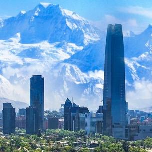Chile destinations Santiago