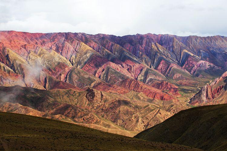 Huamahuaca Gorge Salta Argentina