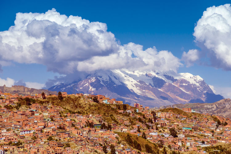 La Paz Bolivia travel