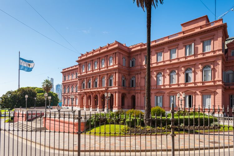 presidential house Argentina