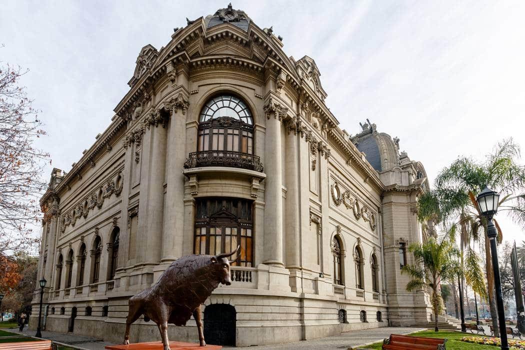 museums Santiago Chile
