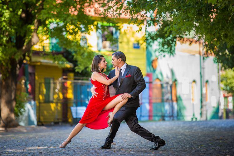 Tango Argentina Dance