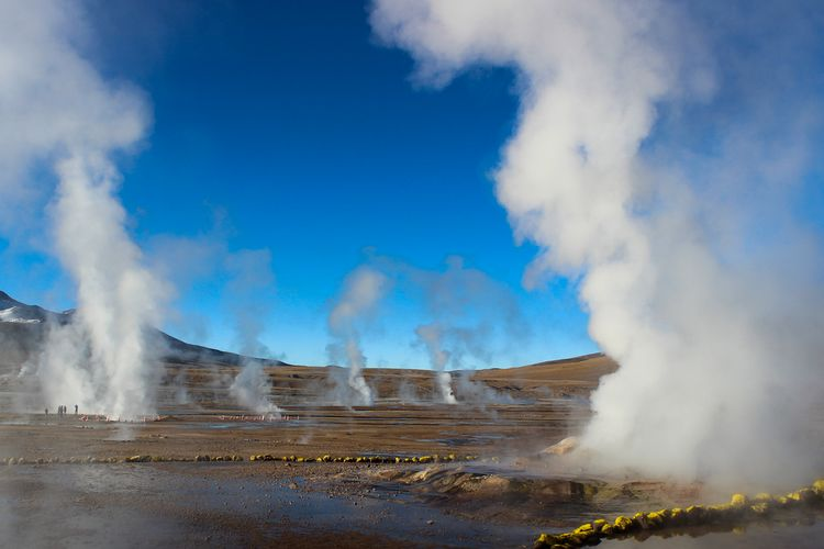 Tatio Atacama Chile