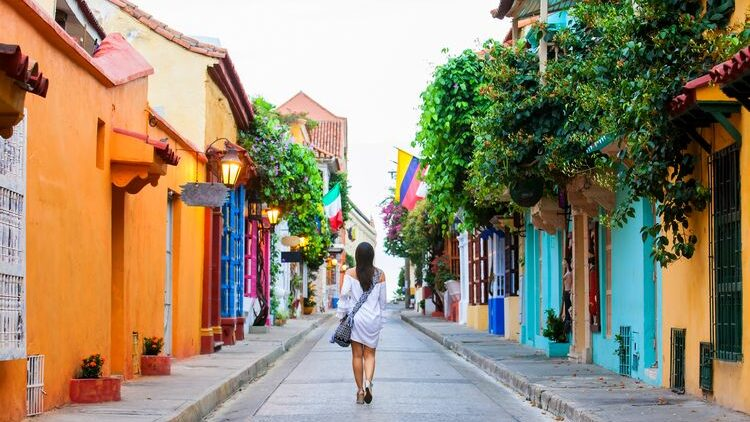 5 Top places to visit in Colombia