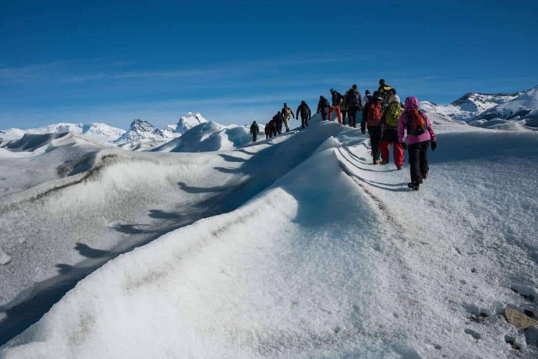 Perito Moreno Trek Patagonia