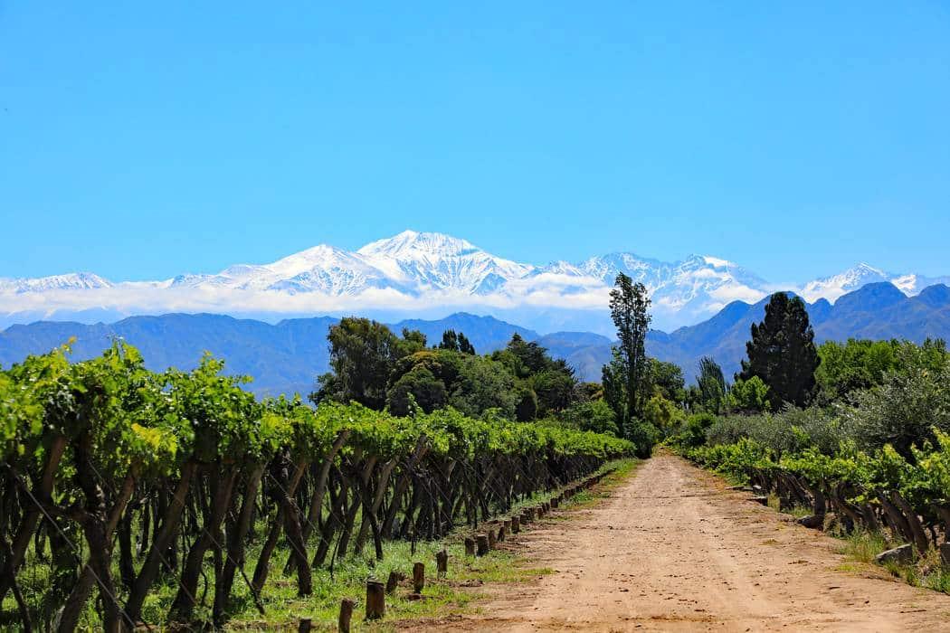 Uco valley Mendoza Argentina