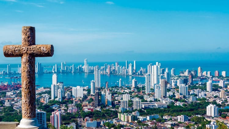 Discover Colombia's Caribbean Jewel Cartagena!