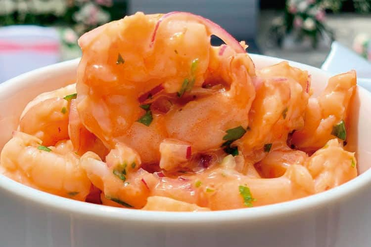 Colombian Ceviche