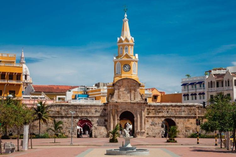 Architecture Colombia