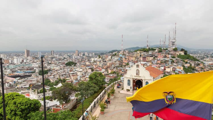 Life on the Equator : The Diverse Landscape of Ecuadorian Culture