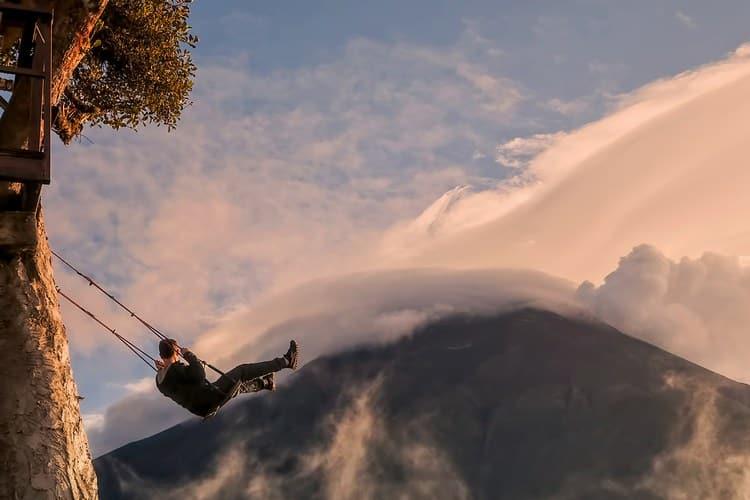 Swing ecuador adventure