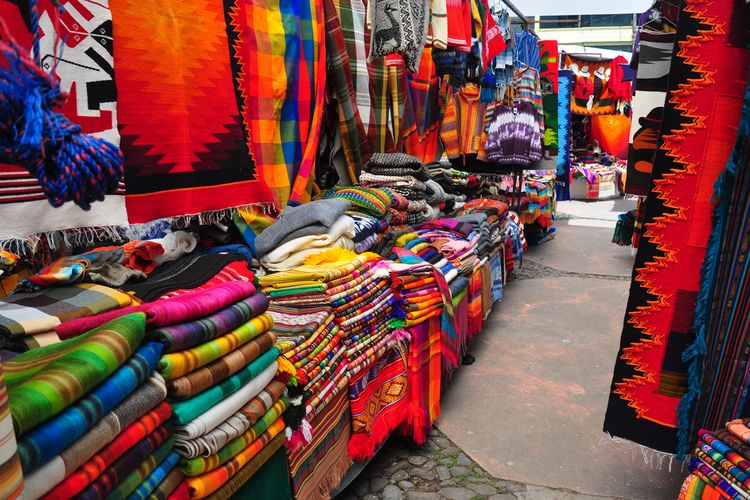 Otavalo market Ecuador Travel