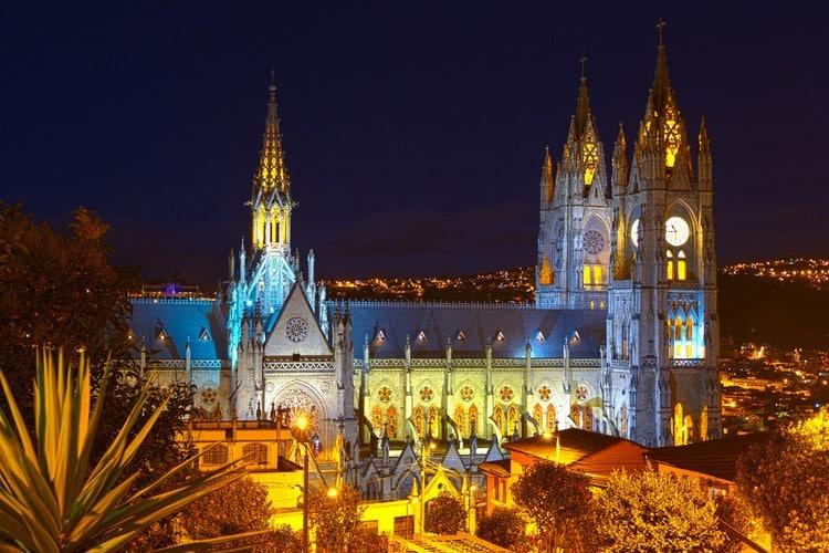 Quito Ecuador Travel