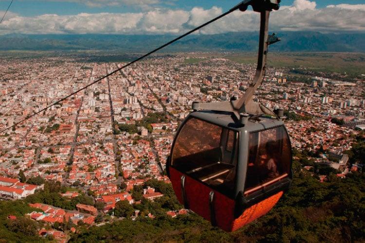 San Bernadino Argentina Travel
