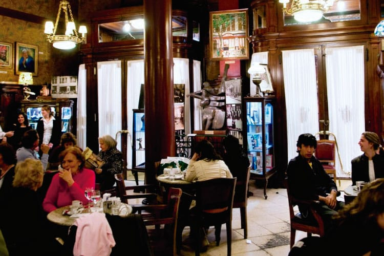 Coffe House Argentina Travel