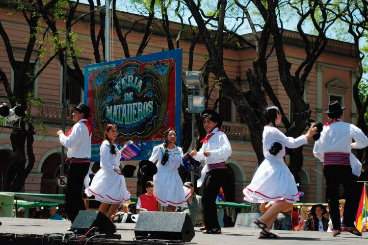 Feria Mataderos Argentina Travel