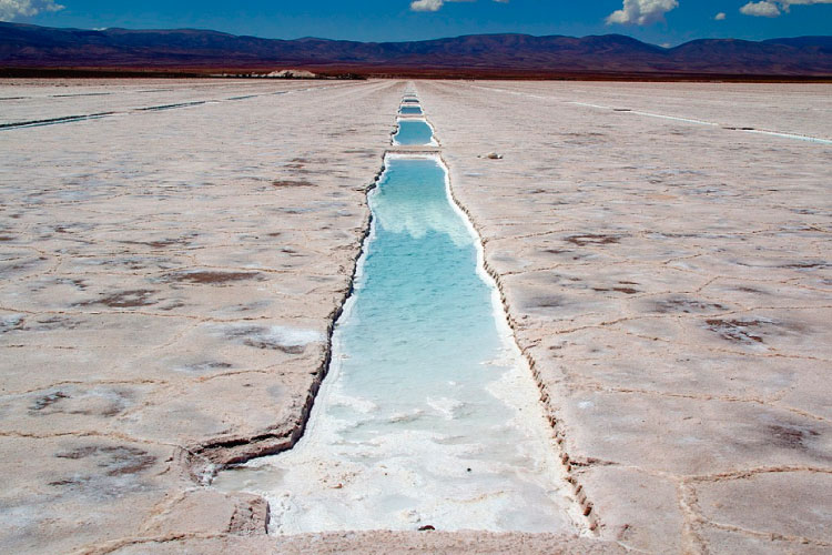 Salt Flats Argentina Travel