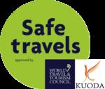 Safe Travels WTTC Kuoda