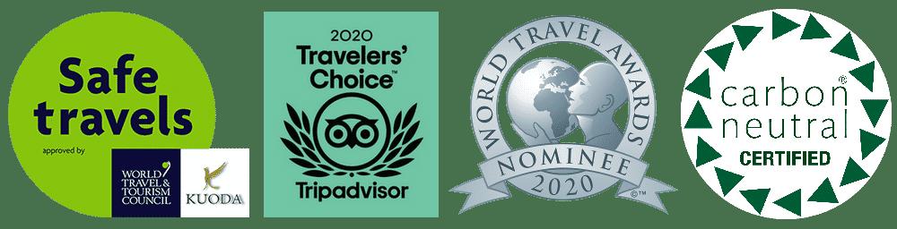 Kuoda Travel Certificates