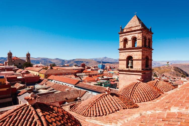 Potosi Bolivia Travel