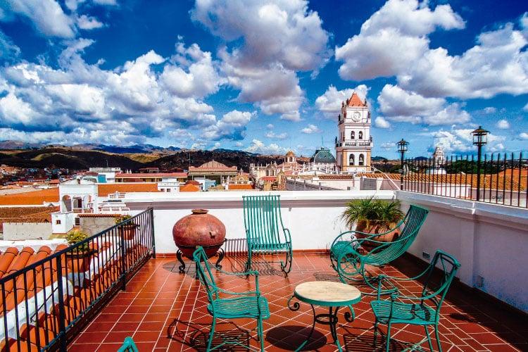 Sucre Bolivia Travel