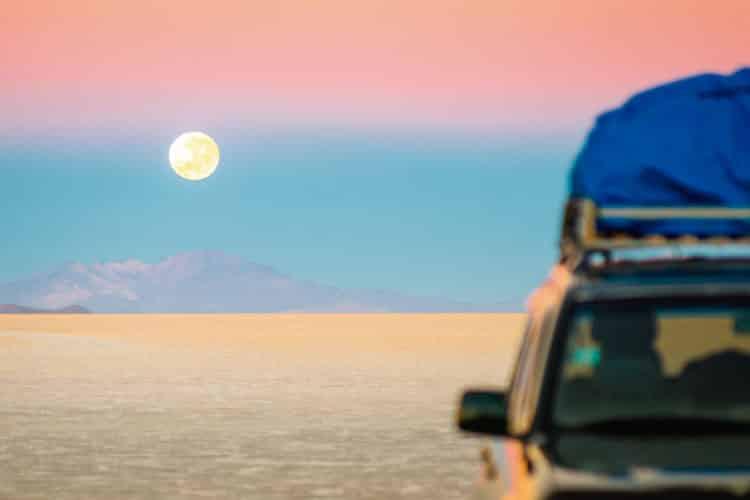 Uyuni Bolivia Travel