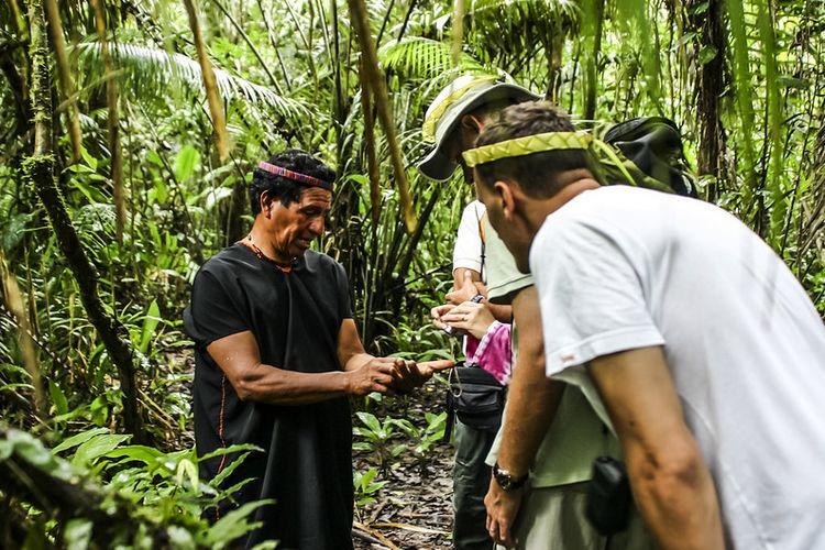 Napo Ecuador Travel