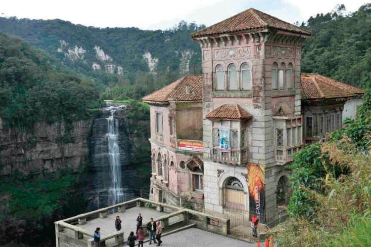 Hotel del Salto Colombia Travel