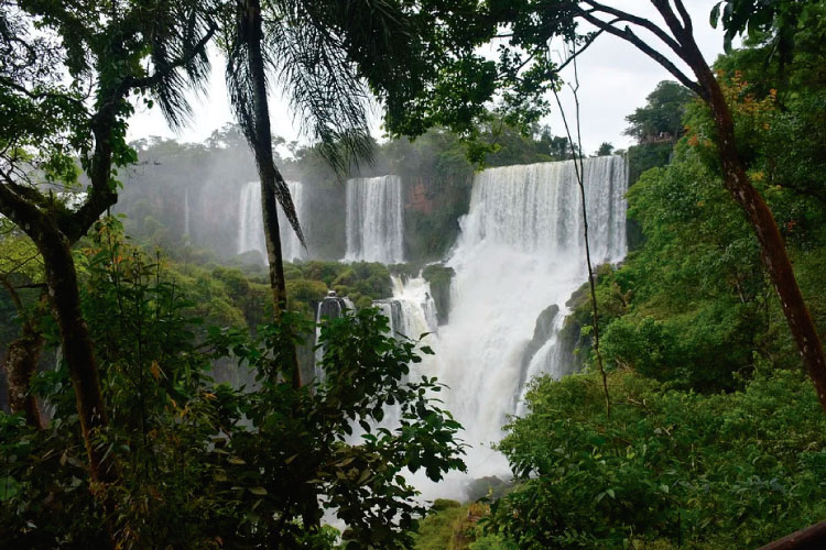 Where to Stay in the World's Largest Waterfall System: Puerto Iguazú, Argentina