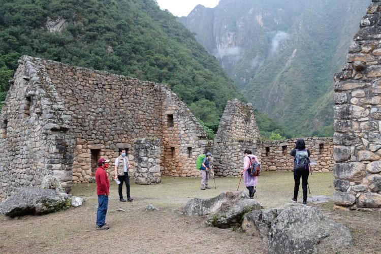 Social Machu Picchu