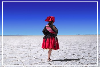 Journey Salt flats Uyuni