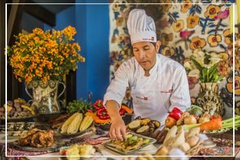 Savoring Peru's Culinary Treasures