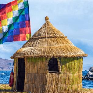Bolivia destination titicaca