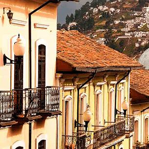 Ecuador destinations QUITO