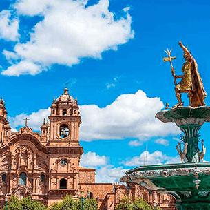 peru destinations cusco