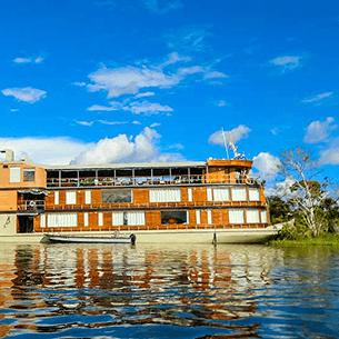 peru destinations amazon river