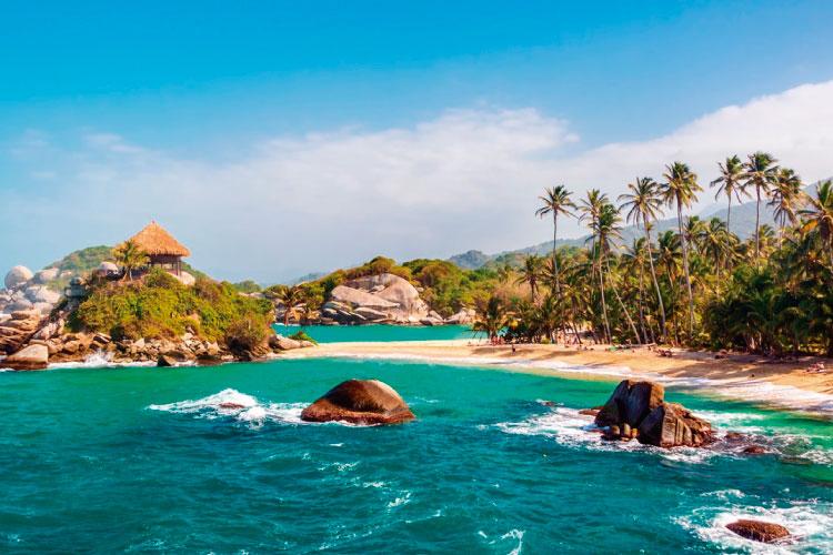 La Guajira beach Colombia Travel