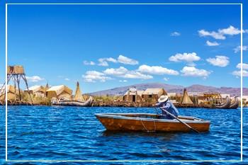 The Jungle, Machu Picchu and Lake Titicaca