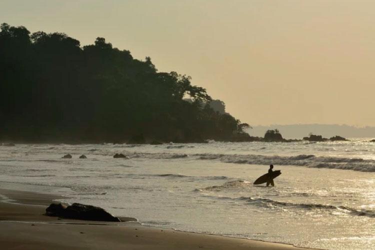 Nuqui beach Colombia Travel