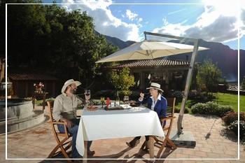 Romantic Andean Getaway