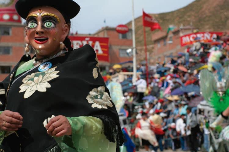 Bolivian Culture Mcdonalds