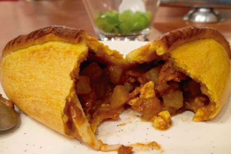 Mcdonalds vs bolivian food